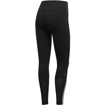 Damen Leggings - adidas D2M HR 78 T 3S - 2