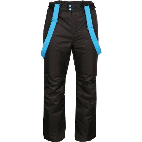 ALPINE PRO MANT - Pánske lyžiarske nohavice