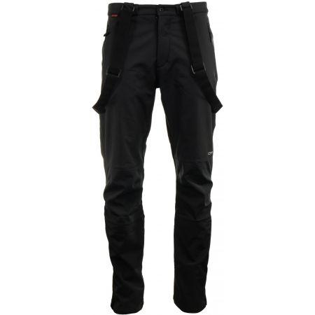 Pánské lyžařské kalhoty - ALPINE PRO AMID 2 - 1