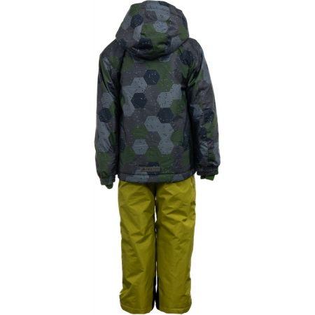 Dětský lyžařský set - ALPINE PRO CHUPO 2 - 2