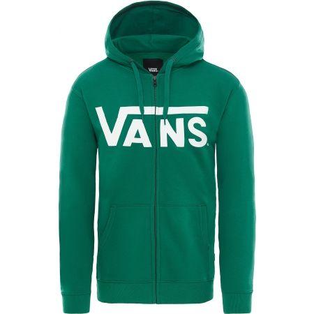 Men's sweatshirt - Vans MN VANS CLASSIC ZIP - 1