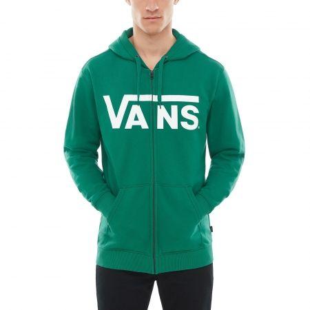 Men's sweatshirt - Vans MN VANS CLASSIC ZIP - 2