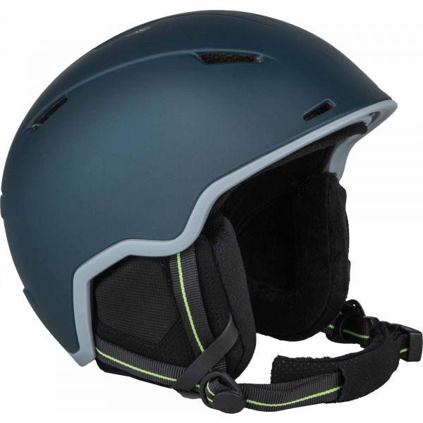 Arcore VERTEX ciemnozielony (58 - 62) - Kask narciarski