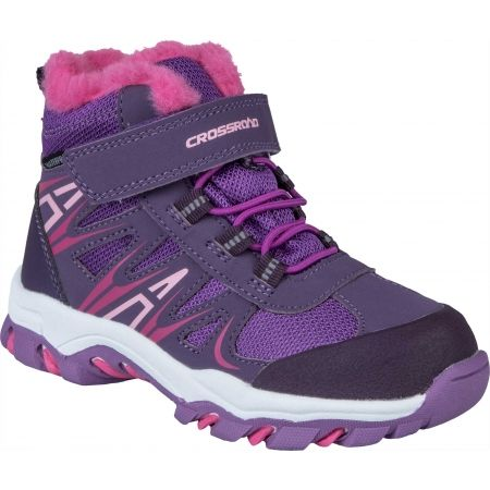 Crossroad CASIM - Kids' trekking shoes
