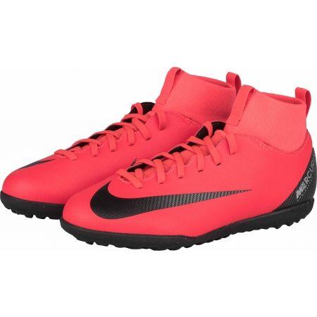 Kids' turf football boots - Nike CR7 JR MERCURIALX SUPERFLY 6 CLUB TX - 2