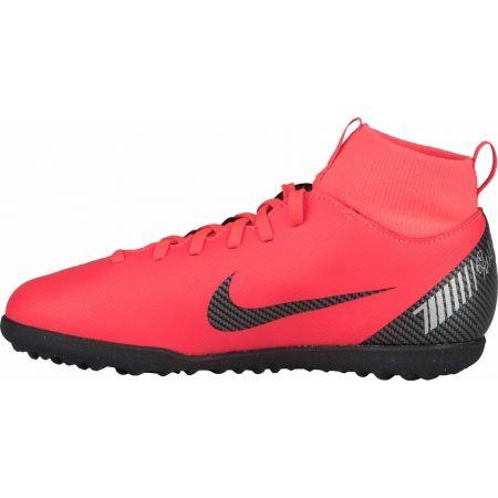 Kids' turf football boots - Nike CR7 JR MERCURIALX SUPERFLY 6 CLUB TX - 4