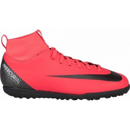 Kids' turf football boots - Nike CR7 JR MERCURIALX SUPERFLY 6 CLUB TX - 3