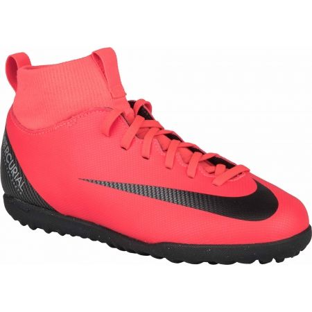 Detské turfy - Nike CR7 JR MERCURIALX SUPERFLY 6 CLUB TX - 1
