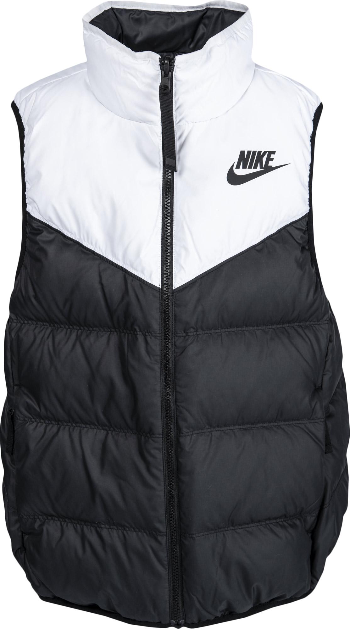 Nike NSW WR DWN FILL VEST REV. Dámská oboustranná vesta. Dámská oboustranná  vesta d626101387a