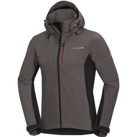 Men's softshell jacket - Northfinder KENTAN - 1