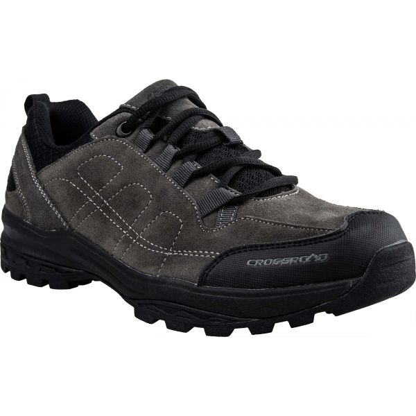 Crossroad DURAN šedá 46 - Pánská treková obuv