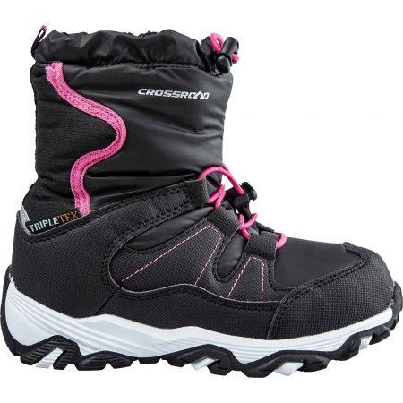 Dětská zimní obuv - Crossroad CEBE - 3