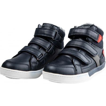 Dětská zimní obuv - Lewro CUSTOS II - 2