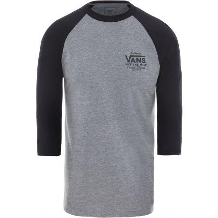 Pánske tričko - Vans MN HOLDER ST RAGLAN - 1