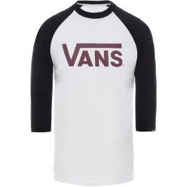 Vans MN VANS CLASSIC RAGLAN - Pánske tričko
