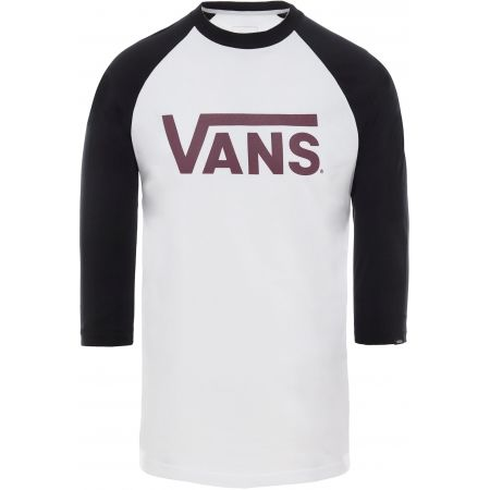 Pánske tričko - Vans MN VANS CLASSIC RAGLAN - 1 0ac2147475