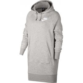 Nike NSW RALLY HOODIE DRESS RIB - Damenkleid