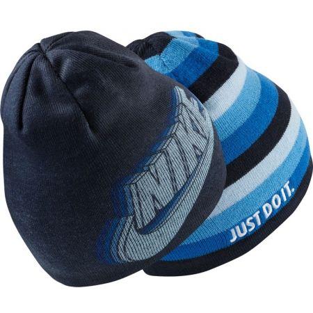 Detská obojstranná čiapka - Nike BEANIE REVERSIBLE - 2