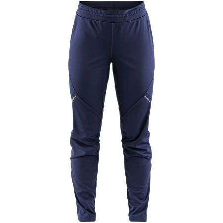 Women's insulated softshell pants - Craft GLIDE W