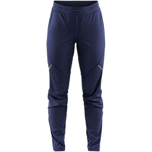 Craft GLIDE W - Dámske zateplené softshellové nohavice