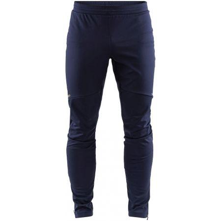 Pánské zateplené softshellové kalhoty - Craft GLIDE