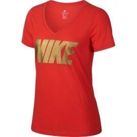 Nike NSW TEE NIKE MTLC BLOCK