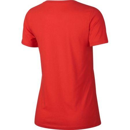 Dámske tričko - Nike NSW TEE NIKE MTLC BLOCK - 2