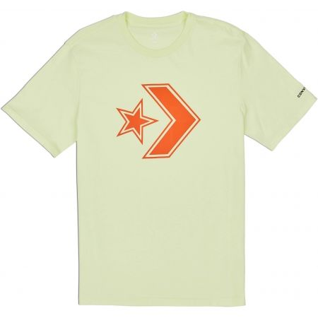 Herren T-Shirt - Converse OUTLINED STAR CHEVRON TEE
