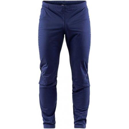 Craft STORM 2.0 - Pánské zateplené kalhoty pro běžecké lyžování