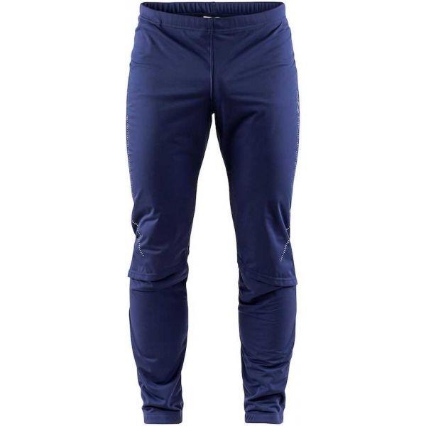 Craft STORM 2.0 - Pánske zateplené nohavice pre bežecké lyžovanie