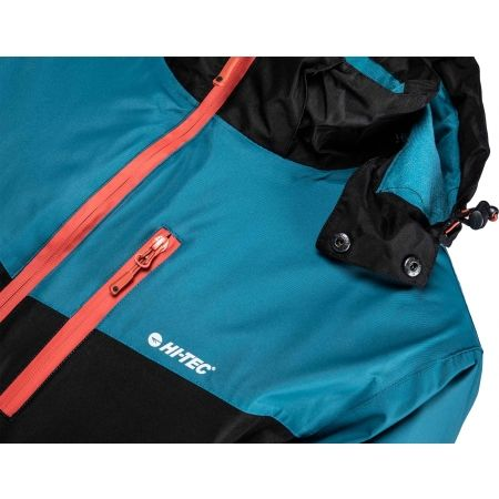 Pánská zimní bunda - Hi-Tec OREBRO - 4