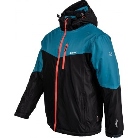 Pánská zimní bunda - Hi-Tec OREBRO - 2