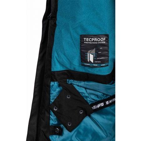Pánská zimní bunda - Hi-Tec OREBRO - 5