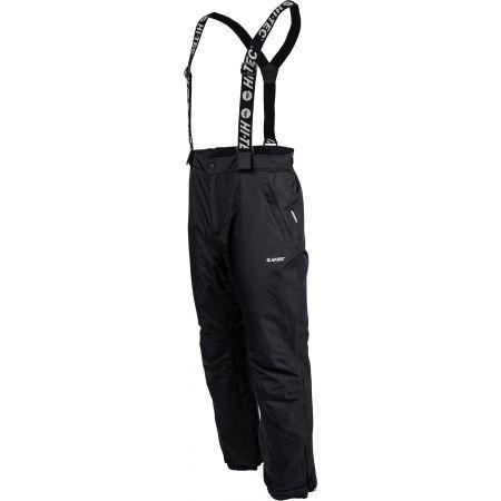 Pánské lyžařské kalhoty - Hi-Tec DRAVEN - 1