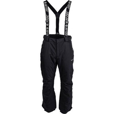 Pánské lyžařské kalhoty - Hi-Tec DRAVEN - 2