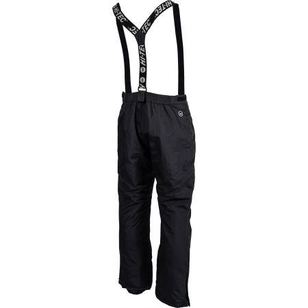 Pánské lyžařské kalhoty - Hi-Tec DRAVEN - 3