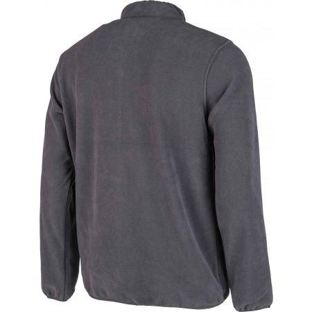 Men's fleece sweatshirt - Hi-Tec ZINAR - 3