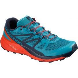 Salomon SENSE RIDE - Pánska trailová obuv