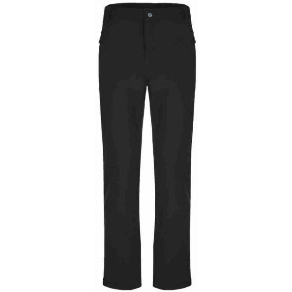 Loap LAWSON černá XL - Pánské softshellové kalhoty