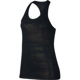 Nike TANK MTLC DOTS - Damen Trainingstop
