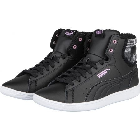 Дамски   зимни обувки - Puma VIKKY MID FUR SL - 2