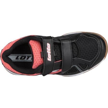 Детски обувки за зала - Lotto JUMPER 400  II CL S - 5