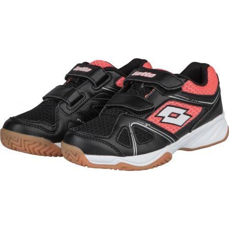 Детски обувки за зала - Lotto JUMPER 400  II CL S - 2