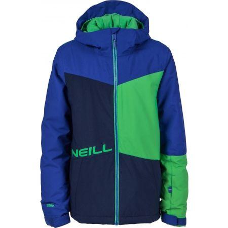 Chlapecká lyžařská/snowboardová bunda - O'Neill PB STATEMENT JACKET - 1
