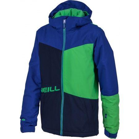 Chlapecká lyžařská/snowboardová bunda - O'Neill PB STATEMENT JACKET - 2