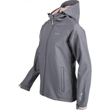 Dámská softshellová bunda - Hi-Tec LADY HELAN - 2