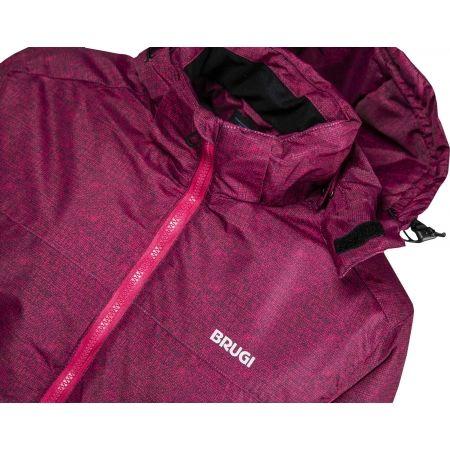Dámska zimná bunda - Brugi DÁMSKA LYŽIARSKA BUNDA - 5