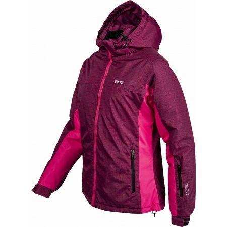 Dámska zimná bunda - Brugi DÁMSKA LYŽIARSKA BUNDA - 2