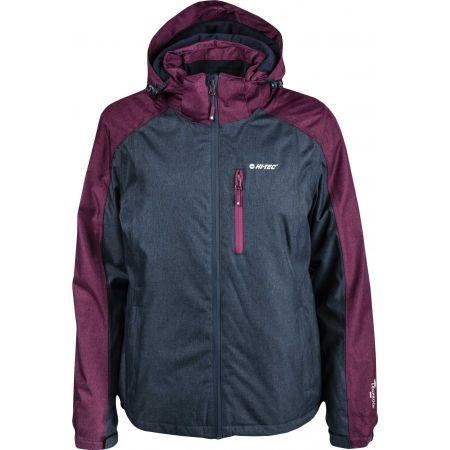 Dámská zimní lyžařská bunda - Hi-Tec LADY OREBRO - 1