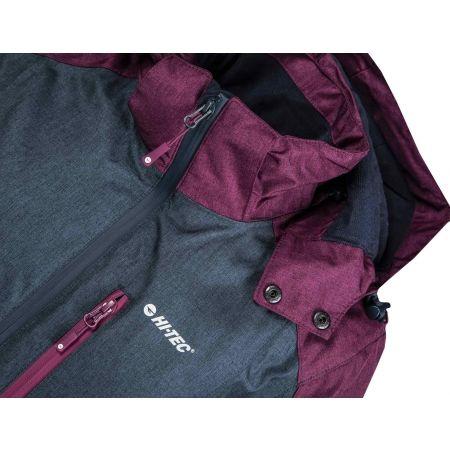Dámská zimní lyžařská bunda - Hi-Tec LADY OREBRO - 4